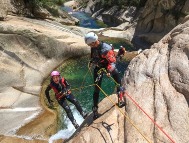 Canyoning Torrentismo